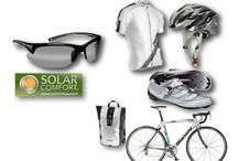 """New year - new You! / Suit up for a new you this year with gear that reflects your new attitude of determination, strength and speed. Start with Solar Comfort """"Bolt"""" sunglasses -lightweight, aerodynamic, ultra sporty and well built. Plus, they offer Advanced UV Protection."""