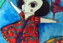 Artistas com Arte / Quadros, espelhos, obras de arte e mais!!