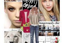 Fashion  / by Stephanie Healey