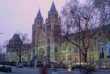 Places I want to explore - London