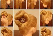 hair............