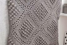 Colcha/ crochet blankets