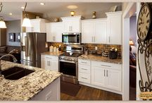 Dignified Simplicity - Showplace Cabinets / Pendleton 275 Door Style