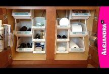 organisation salle de bain