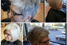 Women's Haircuts / Keep up with the latest trends in Women's Haircuts. Short, long, edgy, feminine... we can find the right style for you.