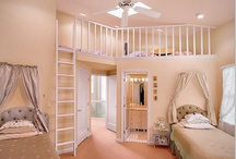 Girls rooms / by Cindy Johnson