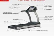 TRUE Fitness Treadmills