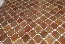 Worktop Tile Cleaning