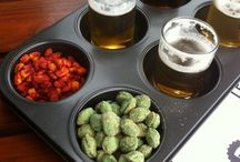 Craft Beer Idea / Paddles Flight and Muffin trays