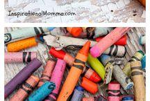 Genbrugs idéer <3