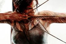 Tomb Raider / Of course we never forget our woman hero Lara Croft