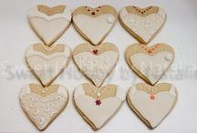 Tie the knot.- Wedding Cookie Ideas / by Nicole Alvarez