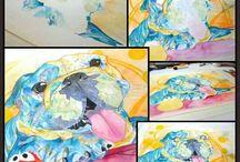Arte El Nopal Azul / De todo un poco