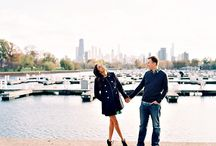 Engagement Inspiration / Photos to help inspire your engagement session.