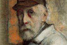 "Edgar Degas / ""Art is not what you see, but what you make others see"""