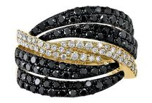 Effy Jewelry / Black diamonds in fine jewelry collections for those in search of bold, stylish looks.