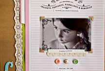Scrapbooking / by Corie Royer