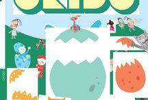 OKIDO Digital 12 / Okido 12 is all about babies / by OKIDO Magazine