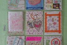 Letters and papery love