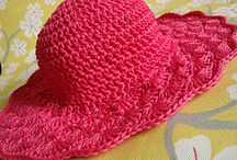 Crochet hat design