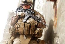 Army / War