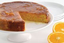 Gluten free cakes, slices and desserts