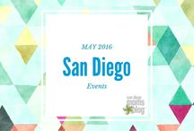 {San Diego Events}