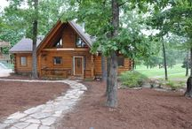 Moose Lodge / 2bdr 2 bath cabin, tucked in the woods in Branson, MO