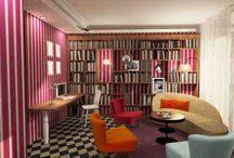 Hôtel Saint Ferdinand Paris / Rénovation d'un hôtel parisien