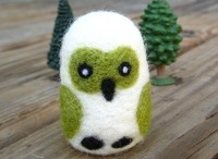Needle Felted Projects
