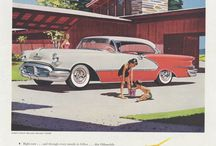 Oldsmobile / Vintage Oldsmobile Car Advertisements, Olds Automobile Ads, Auto Memorabilia