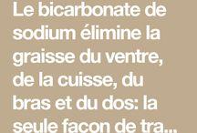 bicarbonate a boire