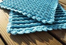 Virkkaus / Crochet / Good crochet ideas and instructions