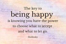 Må bra/positivt tänkande