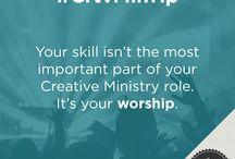 Creatifity in Church