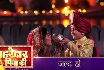 Indian serials / I've always loved them, it teaches us different morals required in our lives.