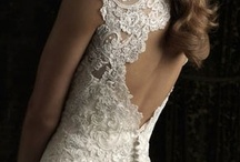 Wedding gown ideas / Lace wedding gowns!