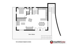 Floor plans / Chalet floor plan inspiration