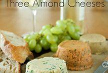 Raw -/+ Vegan Cheese