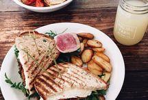 yum / lunch // dinner
