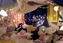 ThatLaidBackChic | Adult Slumber Party / You're so awesome you combine partying and sleeping!