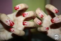 Funky Nails...