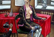 Angela Jerekh's art / Потрясающие картины донецкой художницы Анжелы Джерих. / Art from Donetsk (Ukraine)