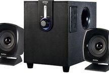 Intex 2.1 Speaker IT-1666