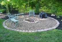 Fire Pits / Out Doors / by Summer Bowling