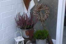Outdoor Decoration (Kültéri dekoráció)