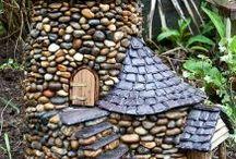 HRADY  - domky