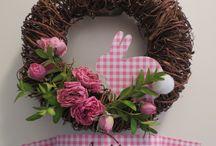 easter / húsvét decor