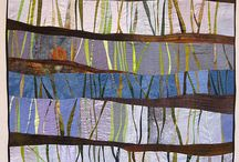 Art quilt / Janet Windsor