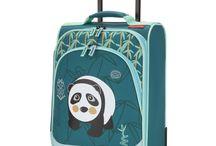 Kinderkoffer / Buntes und kindgerechtes Reisegepäck für Ihren Nachwuchs! Egal ob Pferde, Piraten oder Prinzessinnen - die bunten Motive lassen Kinderaugen strahlen.